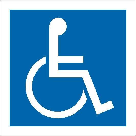 [820] - Miejsce dla inwalidów na wózkach