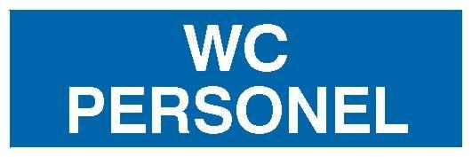 [801-43] - WC personel