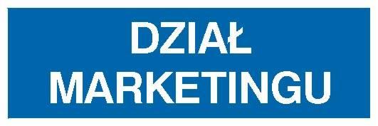 [801-26] - Dział marketingu