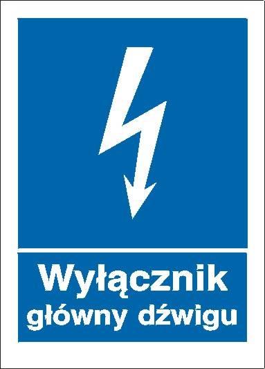 [530-03] - Wyłącznik główny dźwigu
