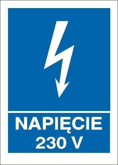 [530-14] - Napięcie 230 V