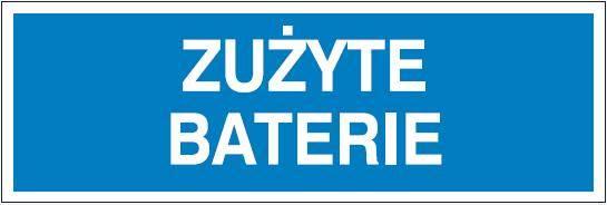 [801-111] - Zużyte baterie