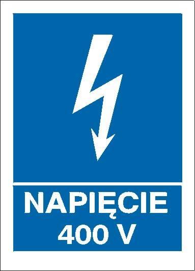 [530-13b] - Napięcie 400 V