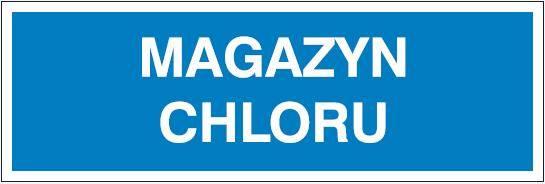 [801-120] - Magazyn chloru