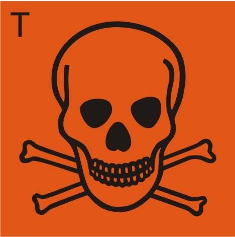 [700-03] - Substancja toksyczna