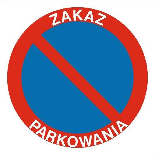 [702-10] -Zakaz parkowania