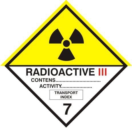 [215-17c]-Materiały promieniotwórcze kategoria III