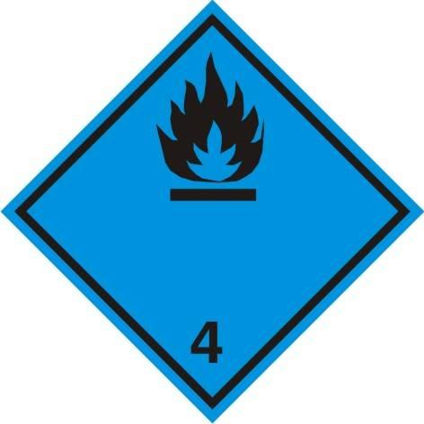[215-11] - W zetknięciu z wodą wytwarza gazy palne