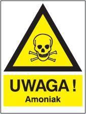 [800-106] - Uwaga! Amoniak