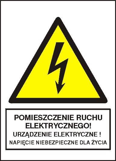 [330-19] - Pomieszczenie ruchu elektrycznego!