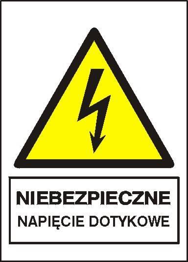 [330-13] - Niebezpieczne napięcie dotykowe