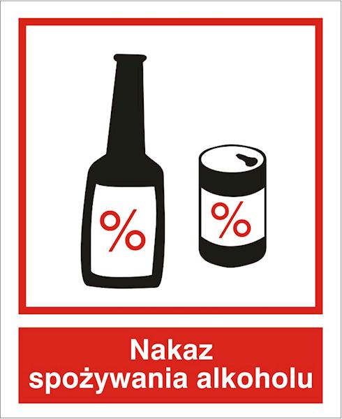 [666-03] - Nakaz spożywania alkoholu