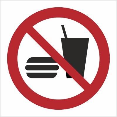 [P22] - Zakaz spożywania posiłków