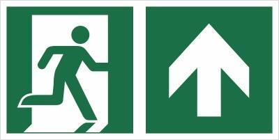 [E02-GG] - Wyjście ewakuacyjne w górę