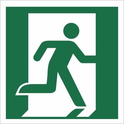 [E02] - Wyjście ewakuacyjne (prawostronne)