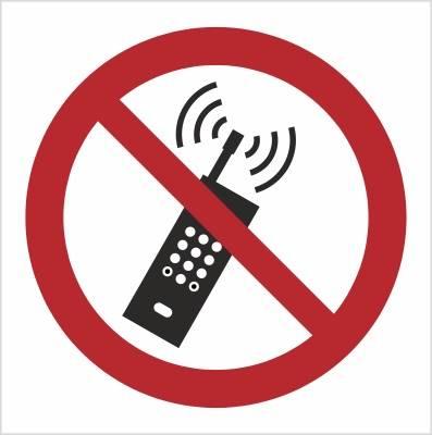 [P13] - Zakaz używania telefonów komórkowych