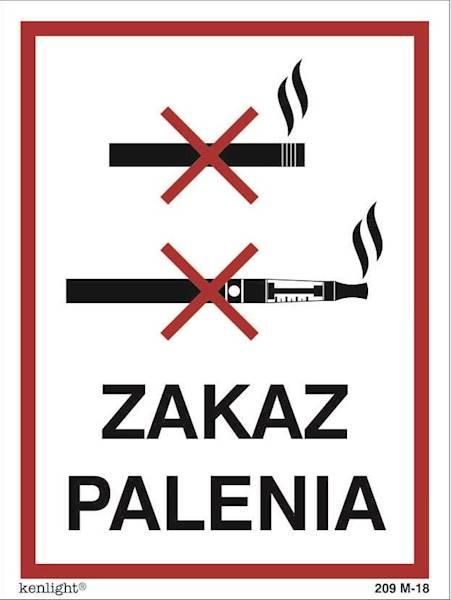 [209-18] - Zakaz palenia