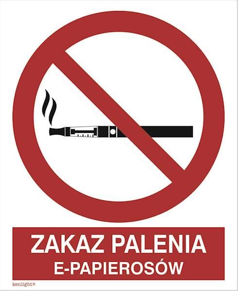 [209-17] - Zakaz palenia e-papierosów