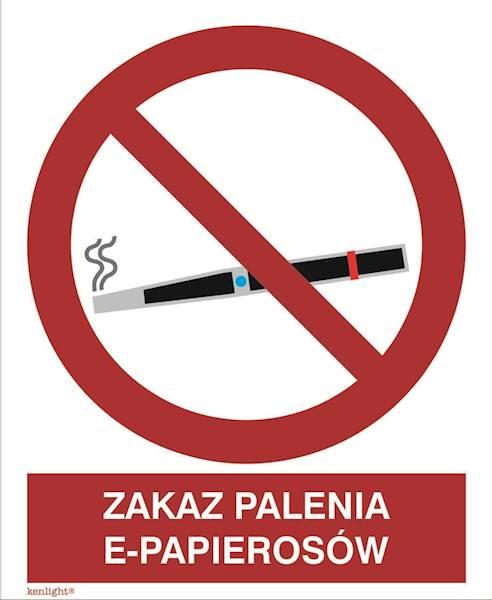 [209-20] - Zakaz palenia e-papierosów
