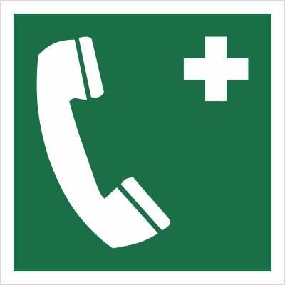 [E04] - Telefon alarmowy