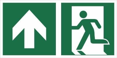 [E01-GG] - Wyjście ewakuacyjne w góre
