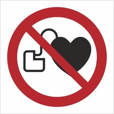 [P07] - Zakaz wstępu osobom ze stymulatorem serca