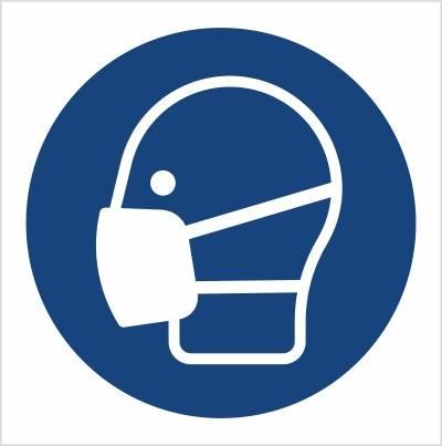 [M16] - Nakaz stosowania maski przeciwpyłowej