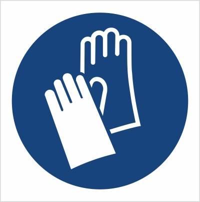 [M09] - Nakaz stosowania ochrony rąk