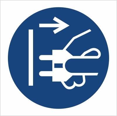 [M06] - Nakaz odłączenia urządzenia od sieci elekt