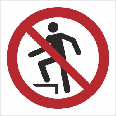 [P19] - Zakaz chodzenia po powierzchni