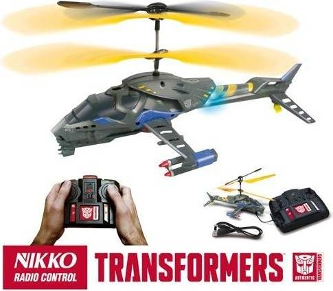 Transformers Helikopter – IR