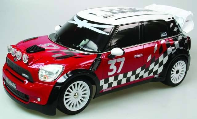 NIKKO R/C Mini Countryman WRC  1/16