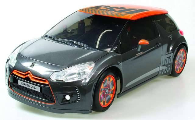 NIKKO  R/C Citroen  DS 3-R Limited