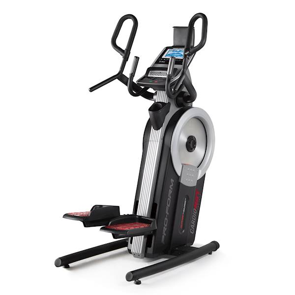 Orbitrek+Stepper Proform HIIT Trainer
