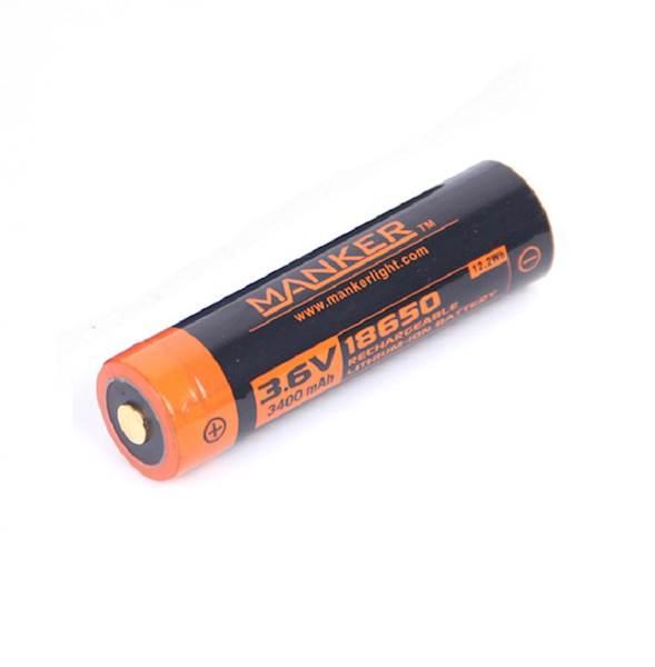 Akumulator MANKER 18650 2600mAh