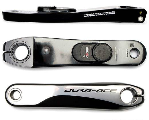 RONDE pomiar mocy Shimano Dura Ace FC 9000 170mm