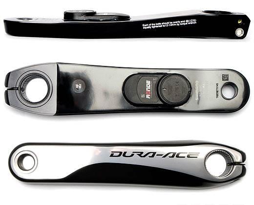 RONDE pomiar mocy Shimano Dura Ace FC 9000 175mm