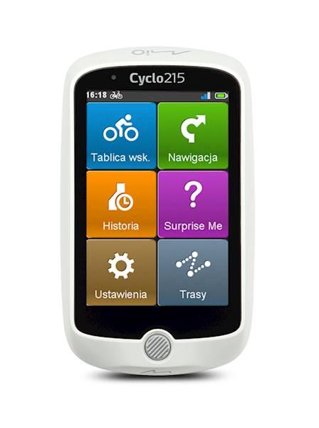 MIO CYCLO 215