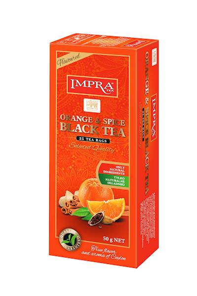 IMPRA EX (N) ORANGE & SPICEY 25/2g*24
