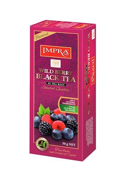 IMPRA EX (N) WILD BERRY 25/2g*24