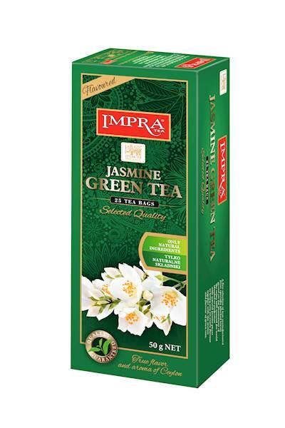 IMPRA EX (N) JAŚMIN GREEN 25/2g*24