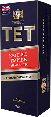 TET EX BRITISH EMPIRE BLACK 25/2g*16