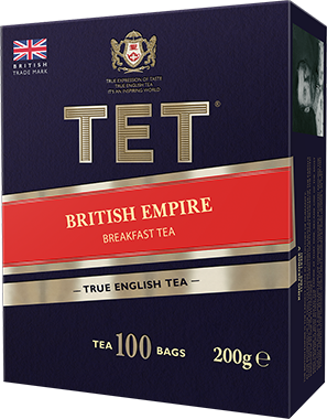 TET EX BRITISH EMPIRE BLACK  100/2g*12
