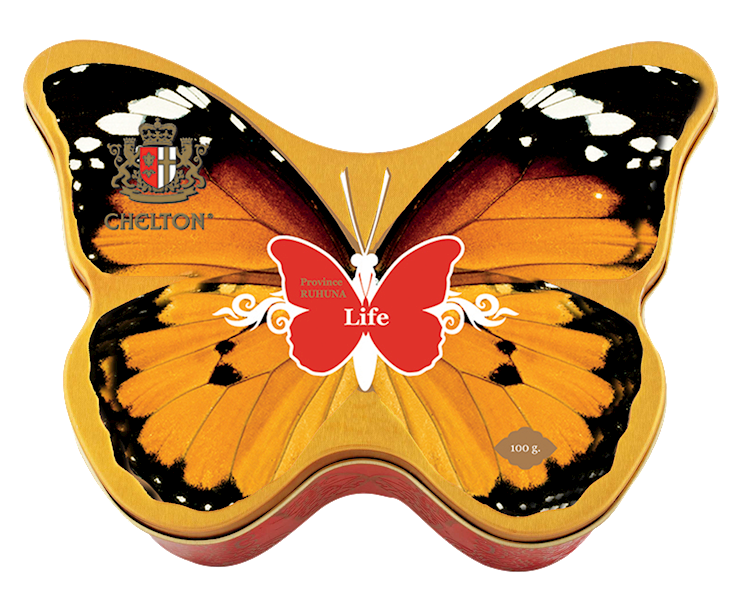 CHELTON PUSZKA BUTTERFLY LIFE 100g*12
