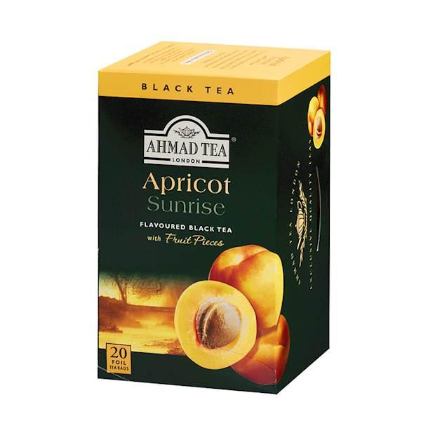 AHMAD alu EX APRICOT 20/2g*6