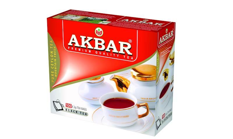 AKBAR EX 100/2g*12