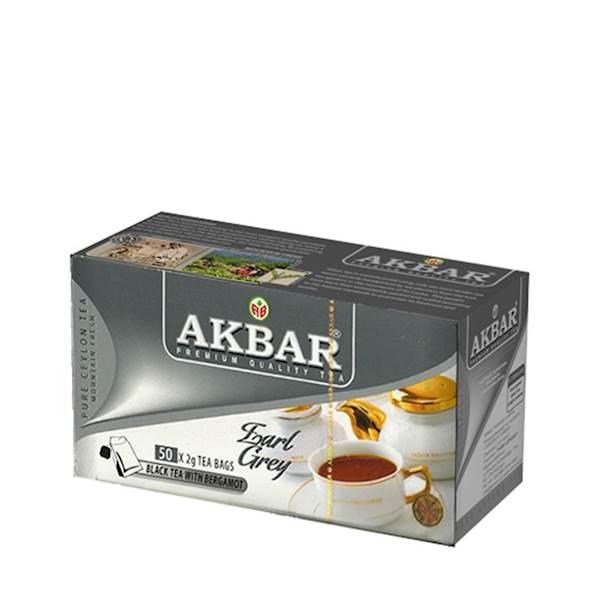 AKBAR EX EARL GREY 50/2g*24
