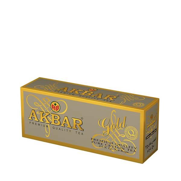 AKBAR EX GOLD 25/2g*24