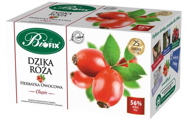 BIFIX EX.CLASSIC DZ RÓŻA 25/2g*10