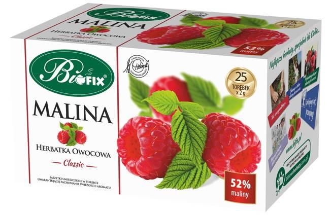 BIFIX EX.CLASSIC MALINA 25/2g*10